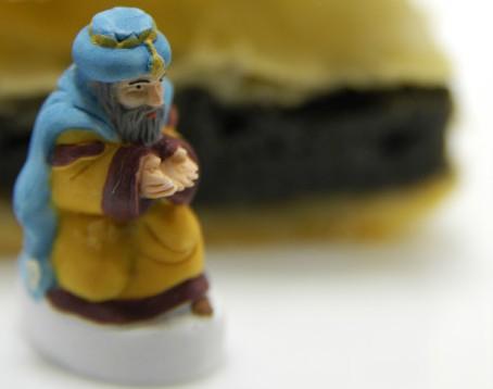 Fève galette des rois