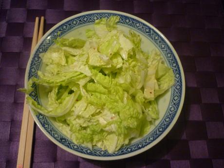 Chou chinois