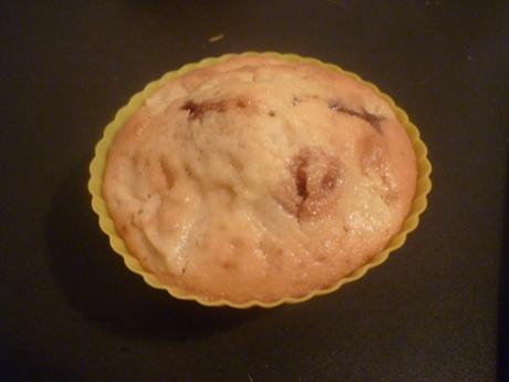 Muffin au carambar pommes