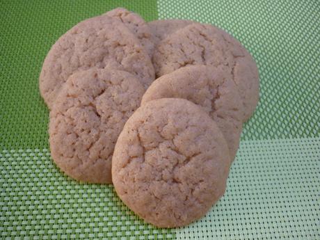 Biscuits à la pâte de speculoos